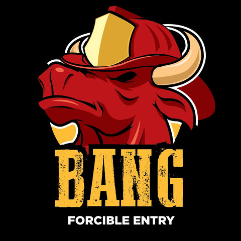BANG Forci-Bull Sticker