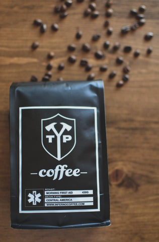 "TYP COFFEE ""Morning First Aid"""