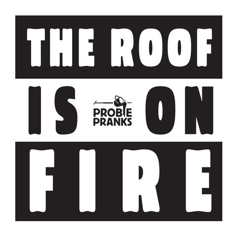 The Roof Sticker