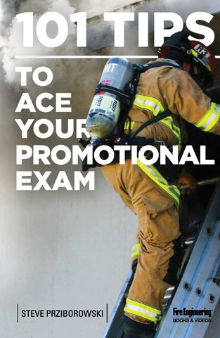 101 Tips To Ace Your Promotional Exam