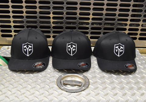 Original Black TYP Snapback Hat