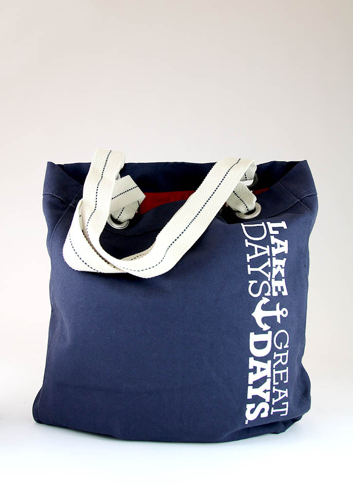 LDGD COTTON CANVAS TOTE