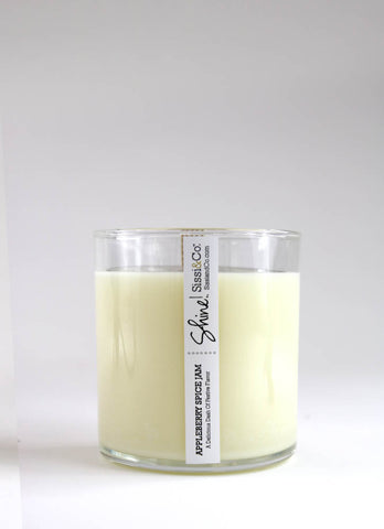 WARM VANILLA DELIGHT CANDLE