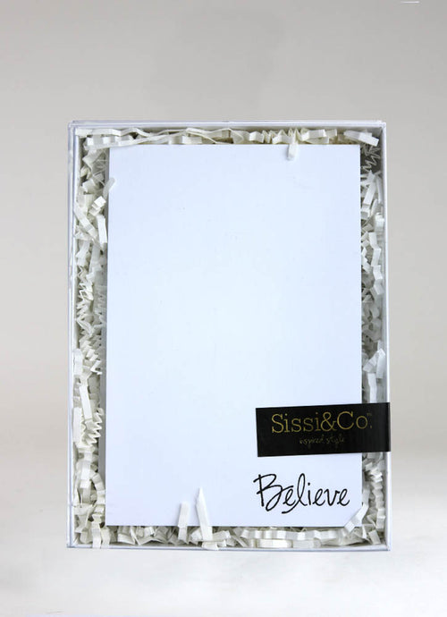 BELIEVE NOTEPAD SET