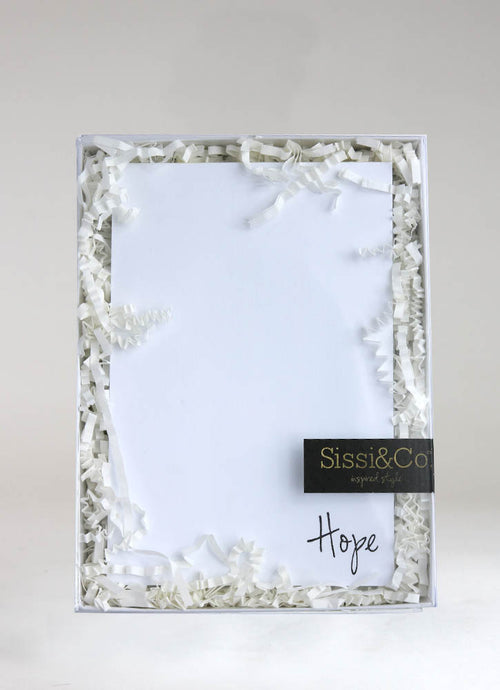 HOPE NOTEPAD SET