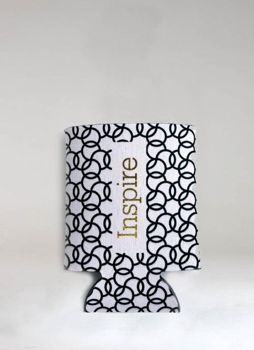 INSPIRE GRAPHIC CAN COOLER
