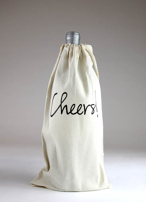 CHEERS! WINE BAG