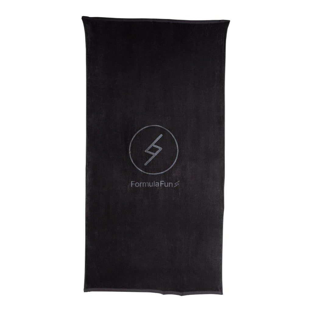 Black FF Towel