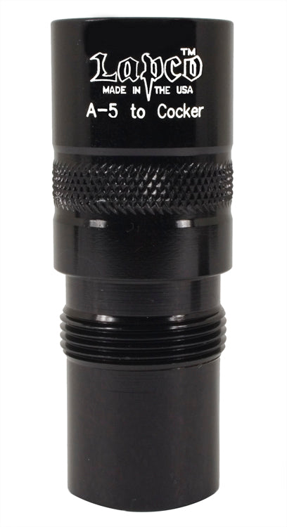 A5/X7/M17 Barrel to Cocker Adapter - Lapco Paintball