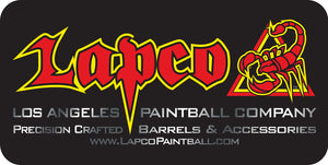 LAPCO Sticker - Lapco Paintball