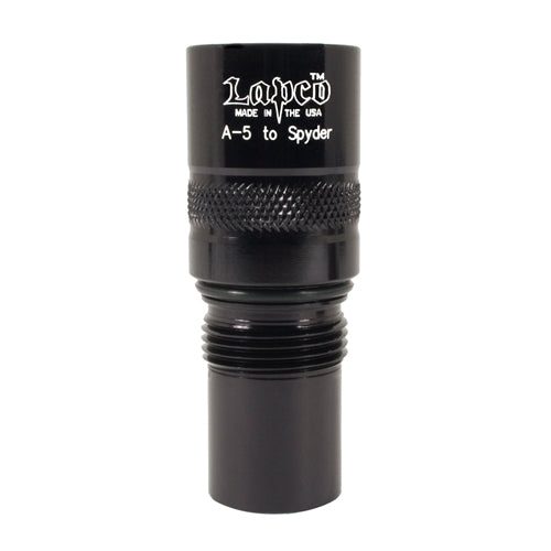A5/X7/M17 Barrel to Spyder Adapter - Lapco Paintball