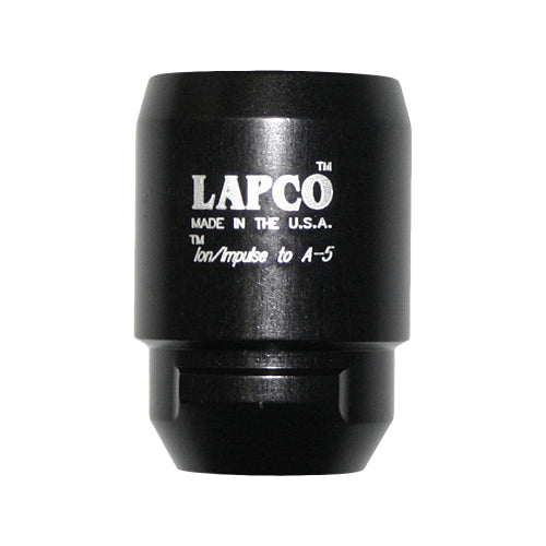 Ion/Impulse barrel to A5 Adapter (Barrel Bushing Replacement) - Lapco Paintball
