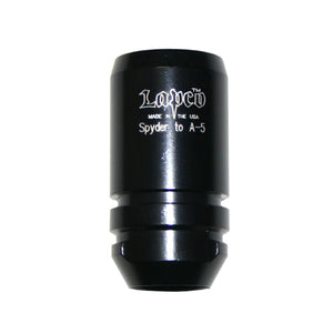 Spyder Barrel to A5,X7 (Bushing) Adapter - Lapco Paintball