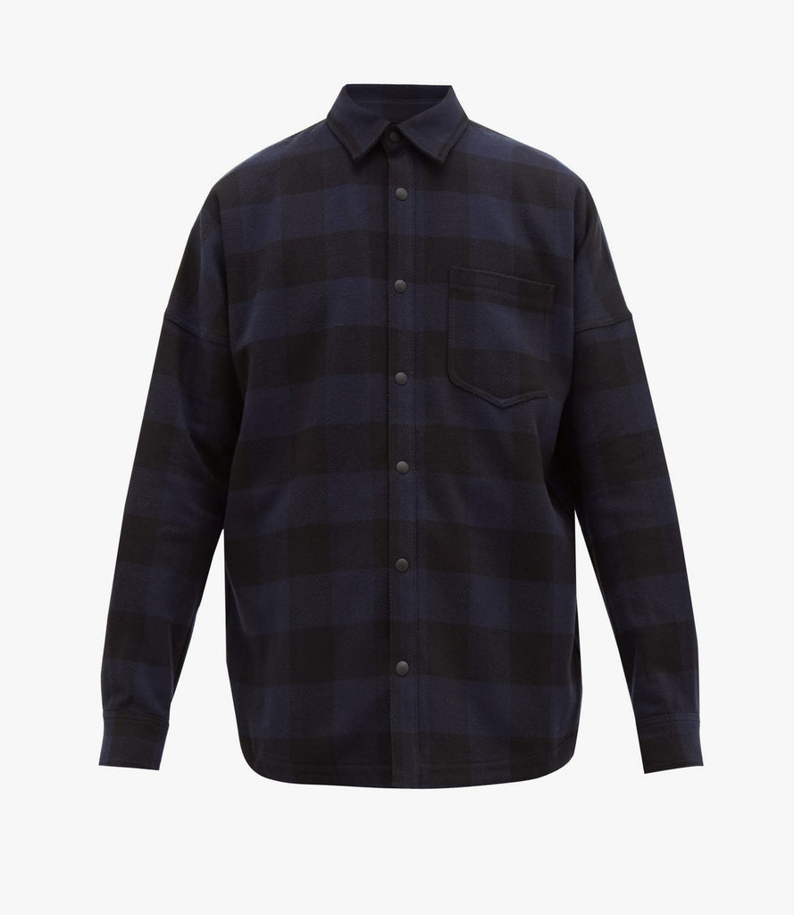 Workman's Check Top