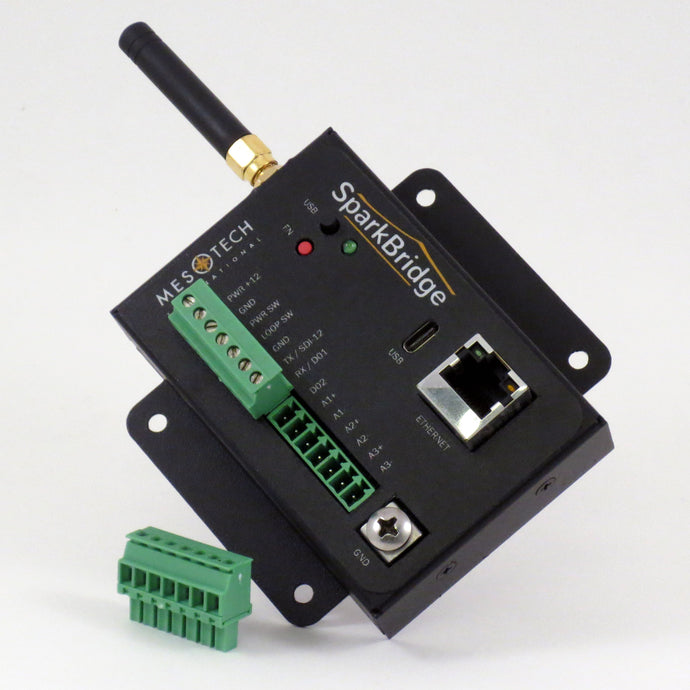 SparkBridge One IoT Data Logger