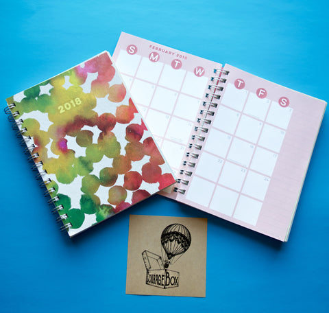 Mood Tracking Day Planner