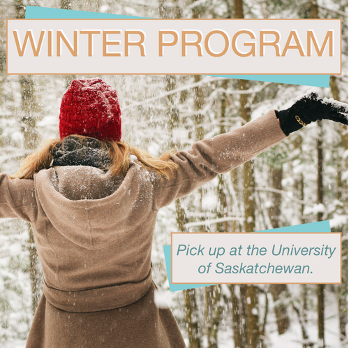 Winter Program (Saskatoon Residents) [January to April 2019]