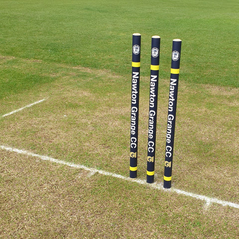 Personalised Stumps