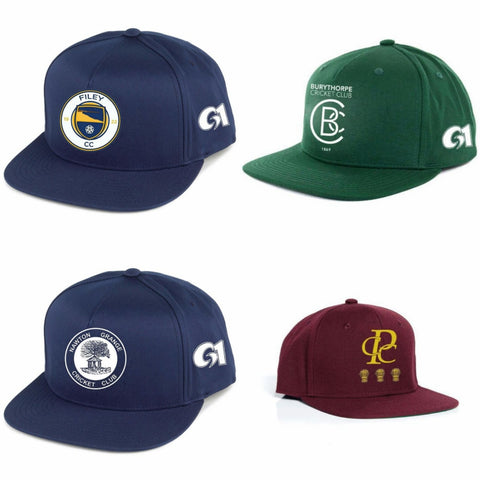 Club designed Snapback Caps
