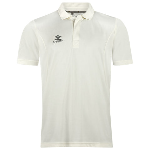 Shrey Performance Cricket Shirt Short Sleeve