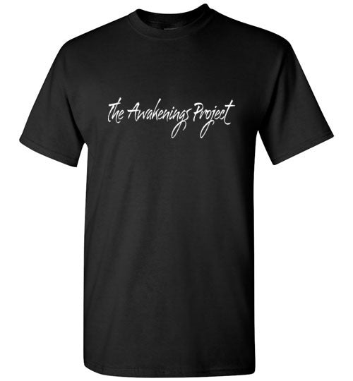 Original Crew Neck Logo Tee - Unisex - The Awakenings Project