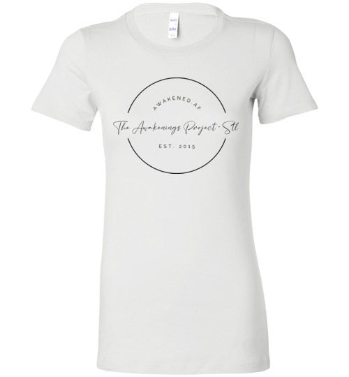 Mantra Crew Neck Ladies Tee - The Awakenings Project