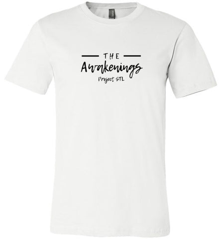 Unisex Logo Tee - The Awakenings Project