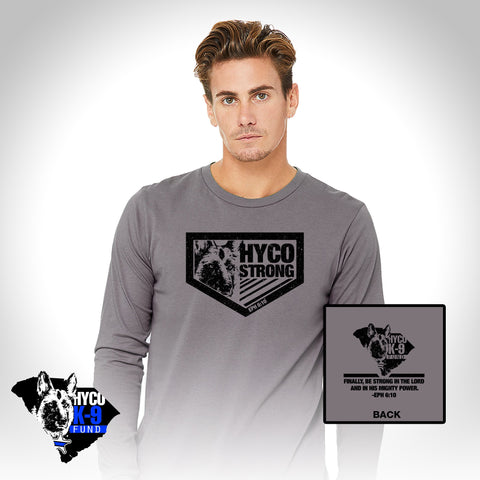 2018 Hyco Strong Long Sleeve Shirt
