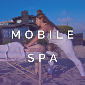 Mobile Spa Package