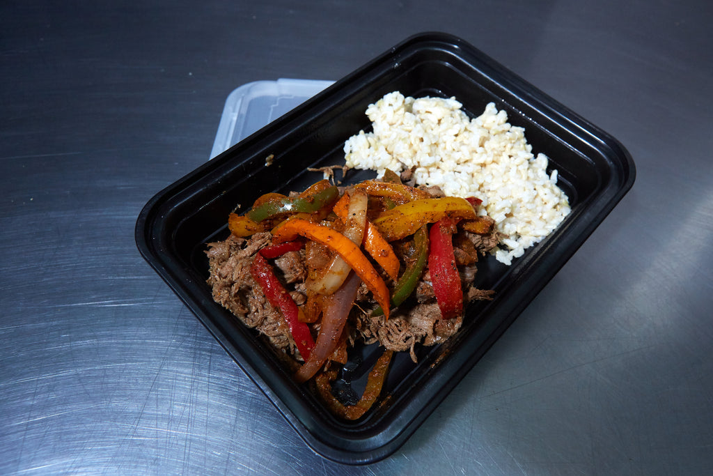 Pulled Steak Fajita - Meal Dealers