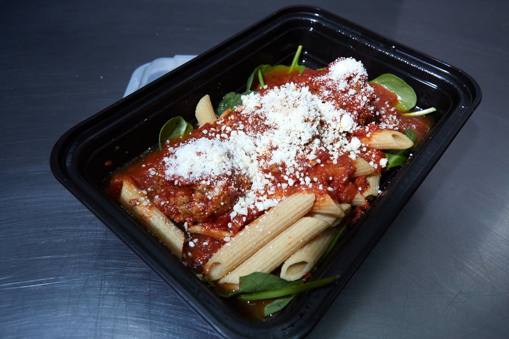 Italian Meatballs - Meal Dealers