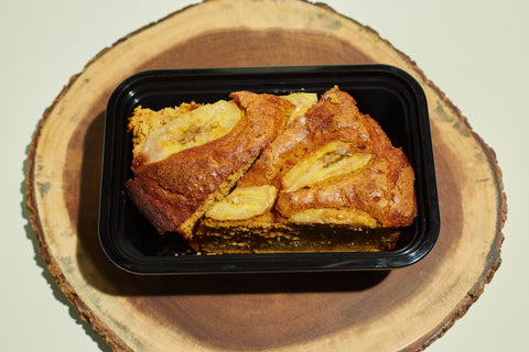 Protein Banana Cake - Meal Dealers