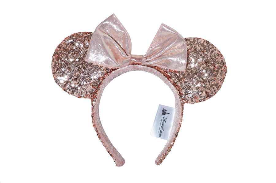 The Hottest Minnie Mouse Ears at Disney Theme Parks