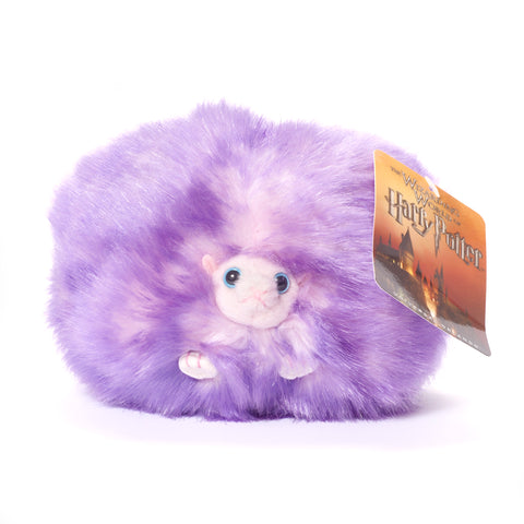 Wizarding World of Harry Potter Purple Pygmy Puff with Sound - ThemePark Warehouse
