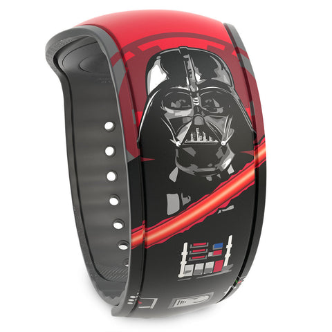 Disney Parks Star Wars Darth Vader MagicBand 2 - ThemePark Warehouse