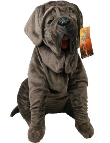 "Wizarding World Harry Potter Fang Dog 15"" Large Plush Doll - ThemePark Warehouse"