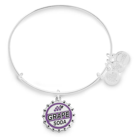 Disney Parks Grape Soda - Up Bangle by Alex and Ani - ThemePark Warehouse
