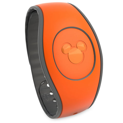 Disney Parks Orange MagicBand 2 - ThemePark Warehouse