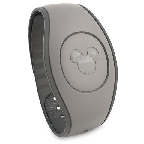 Disney Parks Gray MagicBand 2 - ThemePark Warehouse