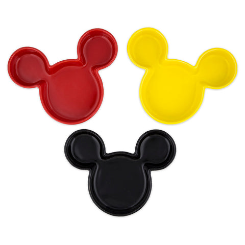 Disney Parks I Am Mickey Mouse Icon Candle Holder Set - ThemePark Warehouse