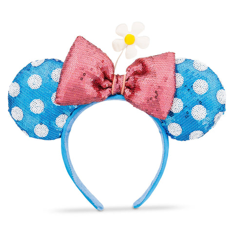 Disney Parks Minnie Mouse Timeless Ear Headband - ThemePark Warehouse