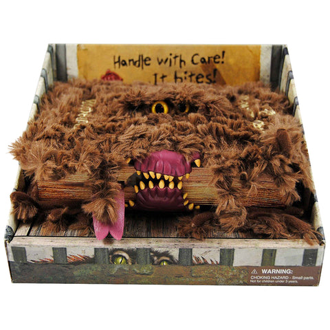 Wizarding World Harry Potter Moving Monster Book of Monsters - ThemePark Warehouse