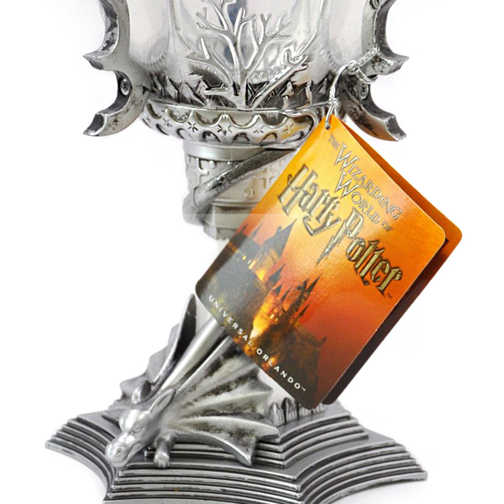 wizarding world harry potter exclusive light up tri wizard dragon