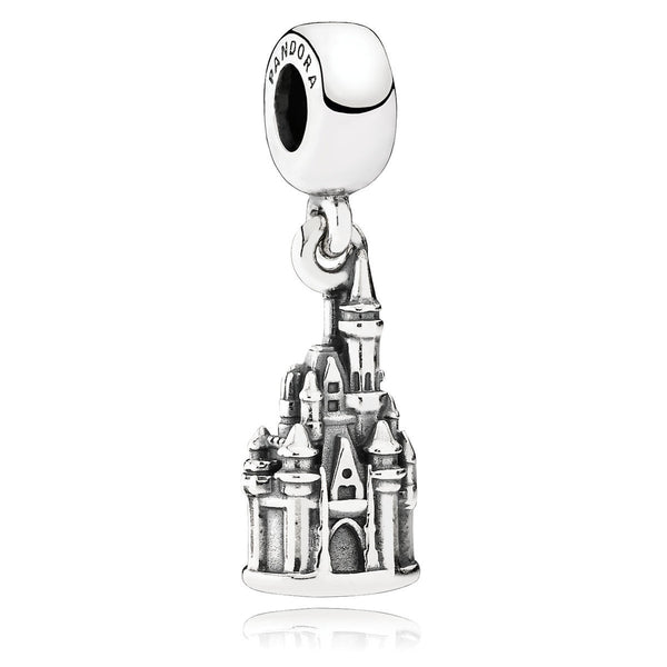 "Walt Disney World ""Cinderella Castle"" Charm by PANDORA - ThemePark Warehouse"