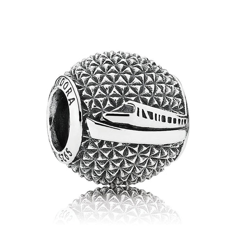 "Epcot ""Spaceship Earth"" Charm by PANDORA - ThemePark Warehouse"