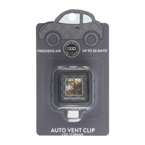 AUTO VENT CLIP AFTERNOON RETREAT