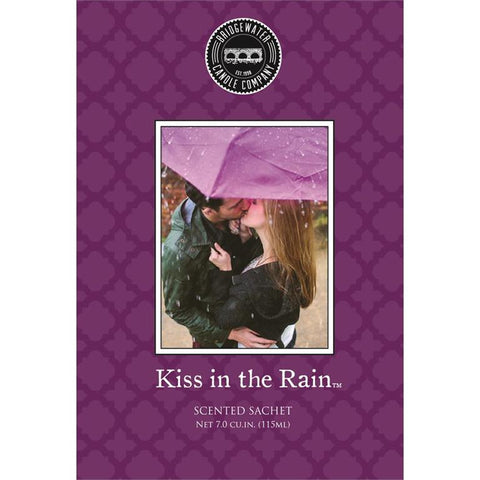 SCENTED SACHET KISS IN THE RAIN