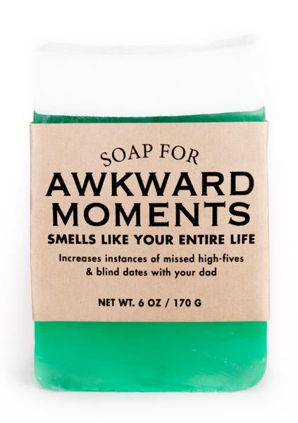 Soap For Awkward Moments Baker Express Pharmacy - 42 awkward moments ever
