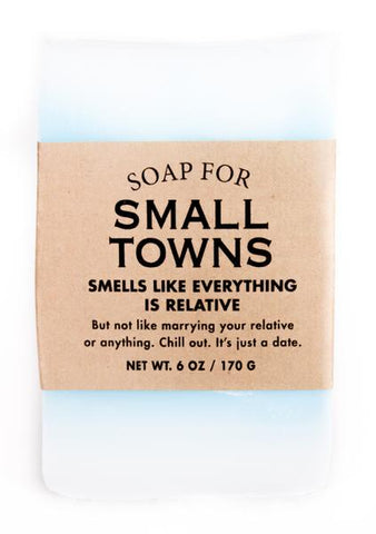 Soap for Small Towns