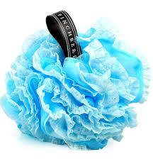 Finchberry Lacy Loofah - Blue